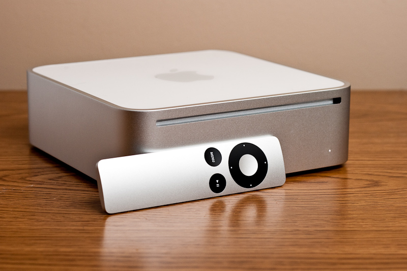 aaron brown mac mini media center htpc rh blog 9minutesnooze com Mac Mini 2008 Mini MacBook